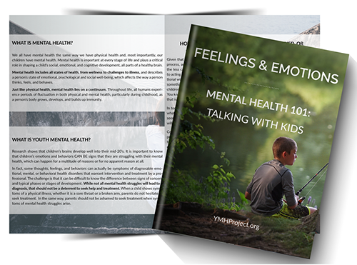 Mental Health 101:Talking with kids